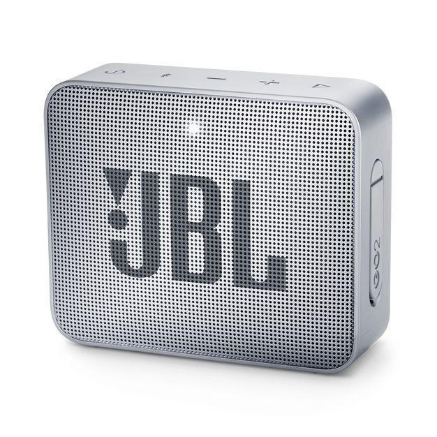 Портативна колонка JBL Go 2 (Gray) JBLGO2GRY