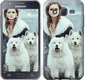 Чехол на Samsung Galaxy J5 (2015) J500H Winter princess