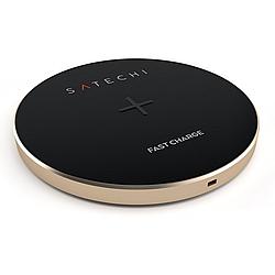 Бездротовий ЗП Satechi Wireless Charging Pad ( Gold )