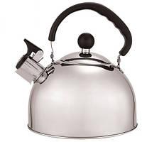 Чайник Stenson со свистком 2.5 л Steel (MH-0297)