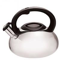 Чайник Stenson со свистком 3 л Steel (МH-0239)