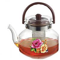 Заварочный чайник с ситечком Stenson 2 л (MS-0138)
