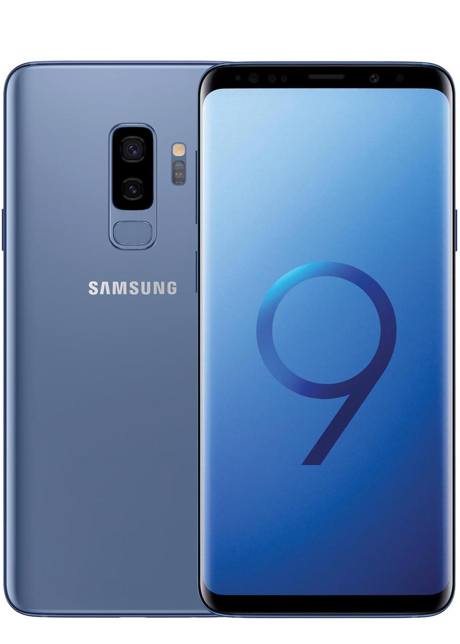 Samsung Galaxy S9+ SM-G965 256GB Blue (SM-G965UZBF) EUCRF