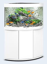 Аквариум угловой Juwel (Джувел) TRIGON 190 LED белый, 190 литров