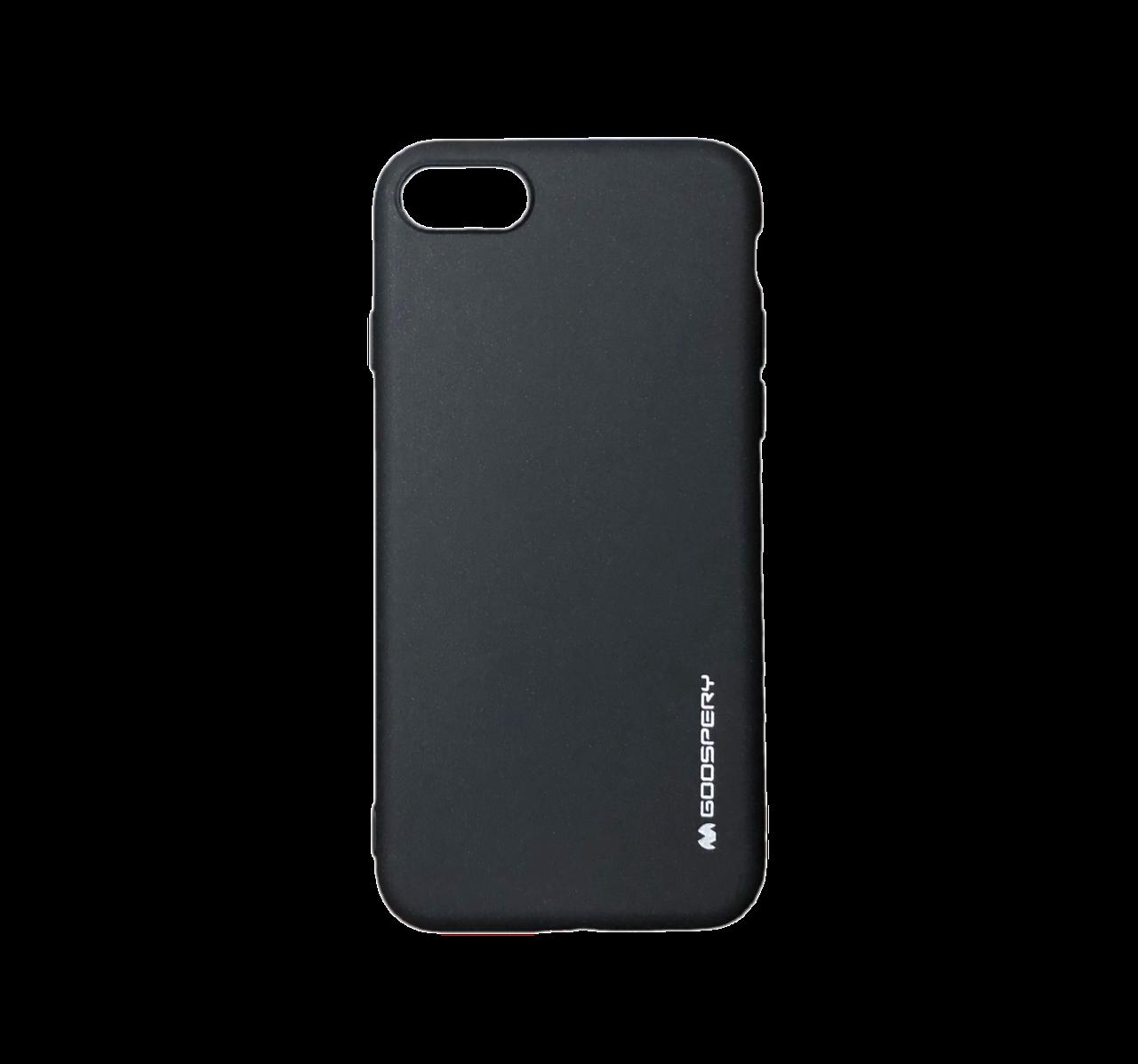 Чохол для iPhone 7/8 Mercury Goospery ( Black )