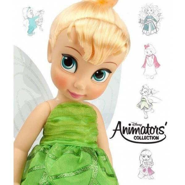 Кукла Динь-Динь - Tinker Bell серия Disney Animators 40 см