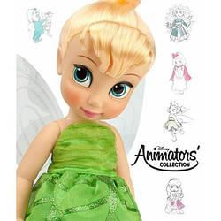 Лялька Дінь-Дінь - Tinker Bell серія Dіsney Animators 40 см