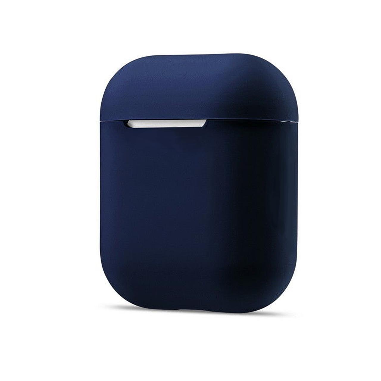 Чохол для AirPods Slim Silicone Case (Blue Horizon)