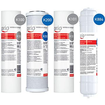 K654 Набір змінних елементів для Start Osmos OU380