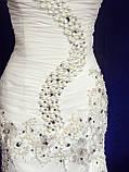 Платье вечернее, айвори, фото 2