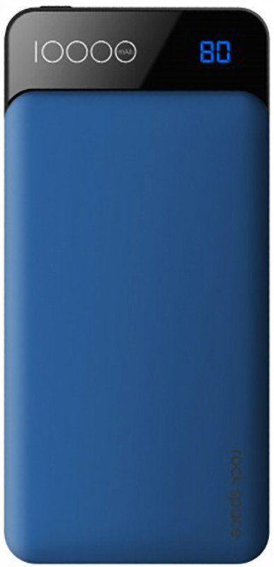 ПЗП Rock P39 with Digital Display 10000mAh RMP0370 ( Blue )