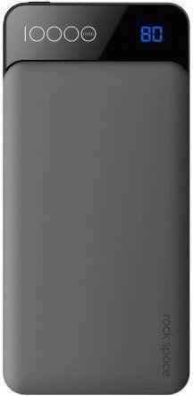 ПЗП Rock P39 with Digital Display 10000mAh RMP0370 ( Grey )