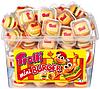 Жевательные бургеры Trolli Mini Burger Упаковка