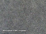 Ворсовые коврики Volkswagen Crafter 2006- (цельный) CIAC GRAN, фото 7
