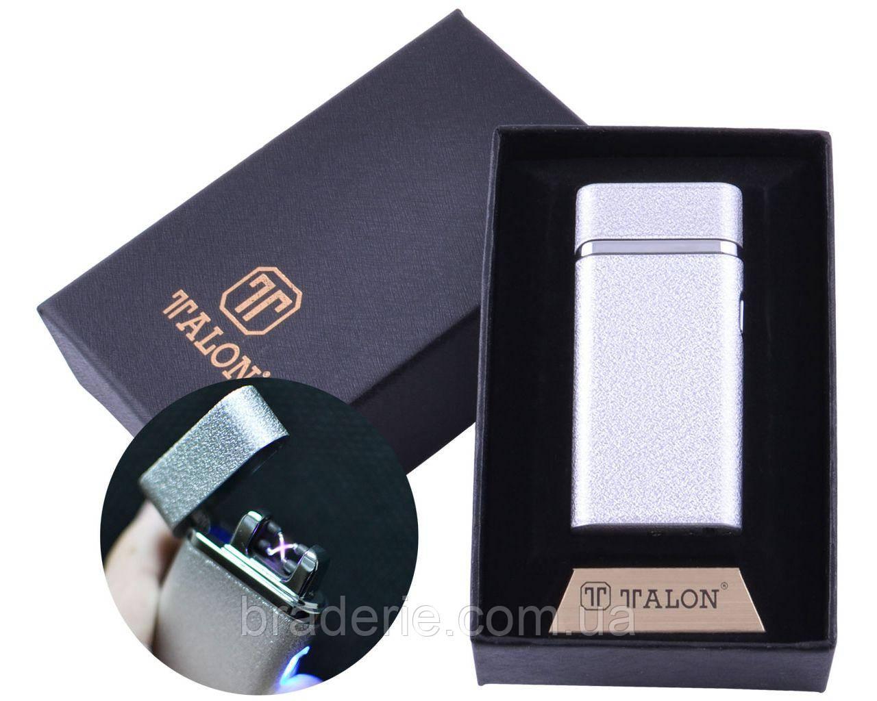 Зажигалка USB электроимпульсная TALON HL-29