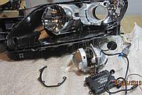 "Mazda CX-7 - замена галогенных линз на светодиодные Bi-LED линзы Hella Professional 3,0"" 5100K 4200Lm"
