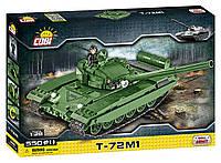 Конструктор Танк Т-72-М1 COBI серия Small Army (COBI-2615), фото 1