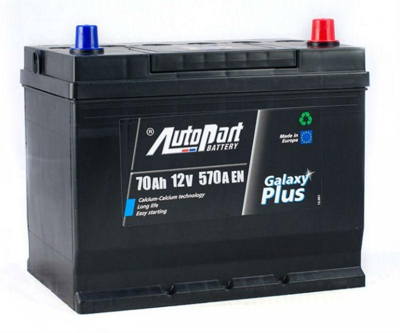 Autopart Plus Japan 70 Ah/12V (правый +)