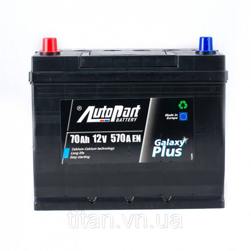 Autopart Japan Plus 70 Ah/12V  (левый +)