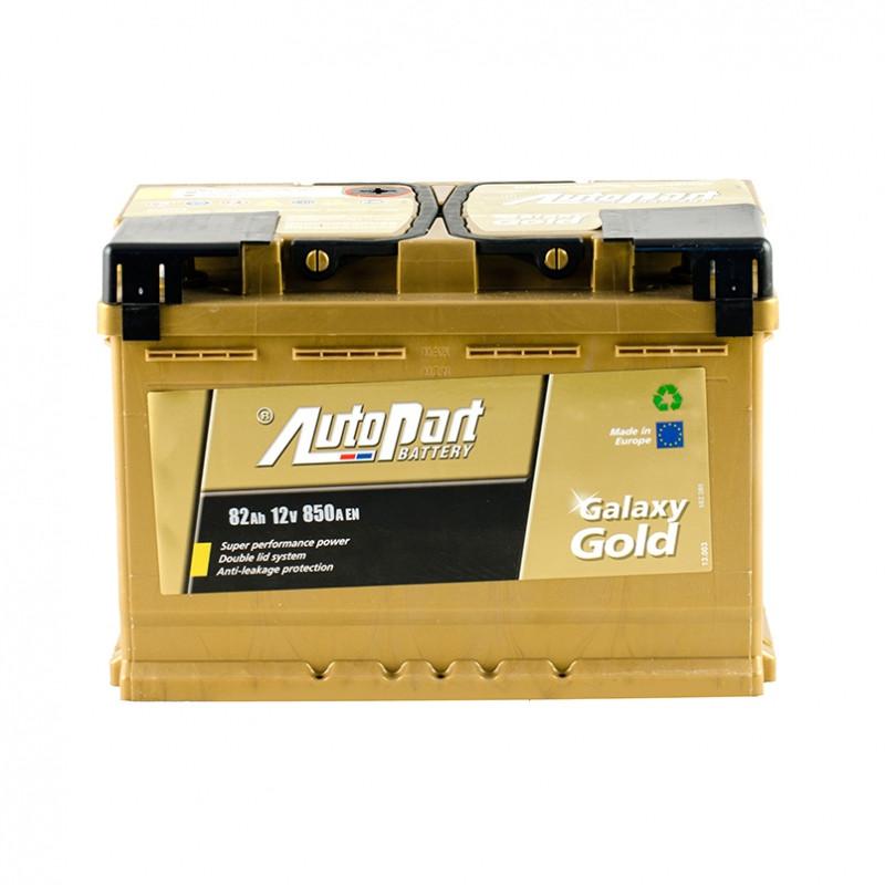 82 Ah/12V Autopart Galaxy Gold Ca-Ca (правый +)