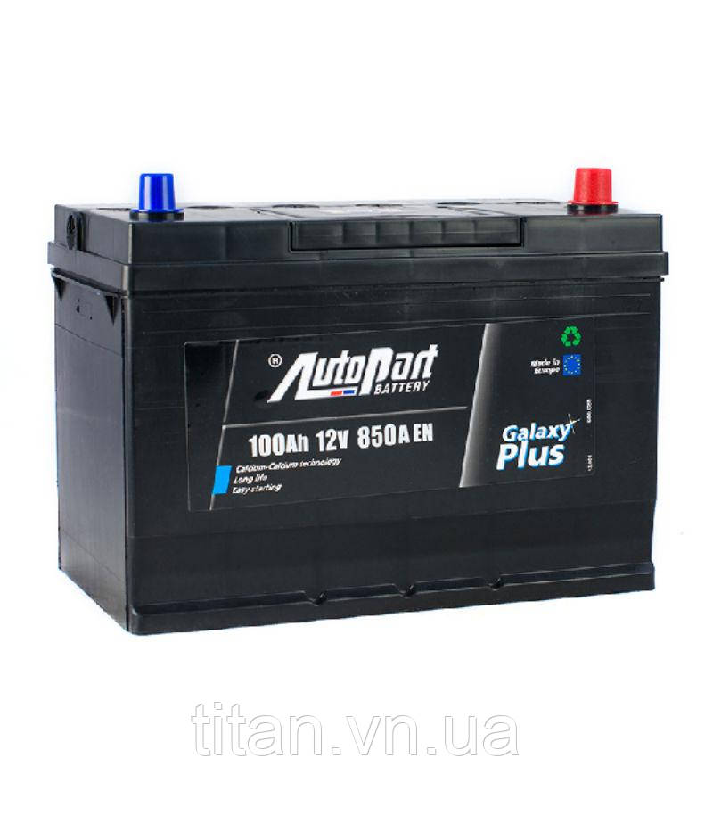 Autopart Japan 100 Ah/12V  (правый +)