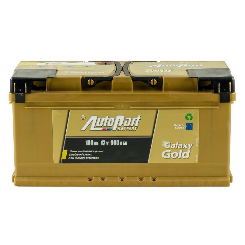 Autopart Galaxy Gold 100 Ah/12V   (правый +)