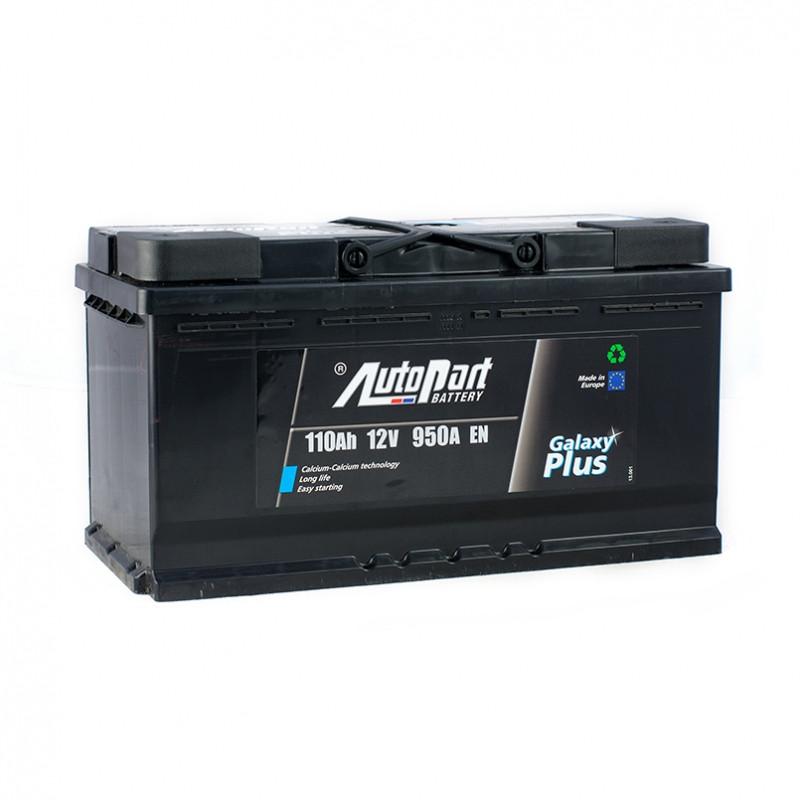 Autopart Plus 110 Ah/12V  (правый +)