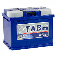 TAB Polar Blue60 Ah/12V (левый +)