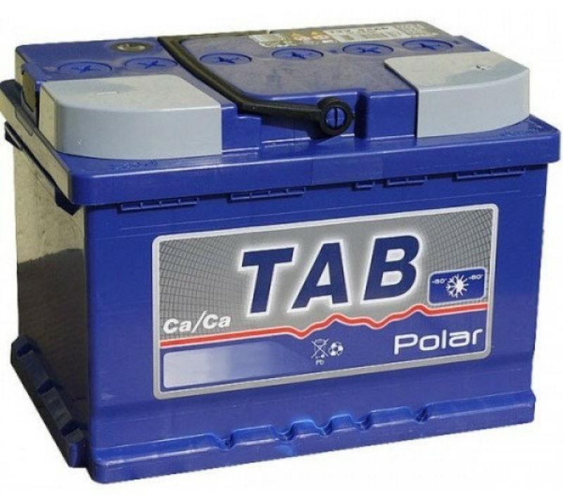 TAB Polar Blue 78 Ah/12V (правый +) Euro