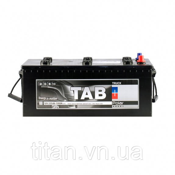 TAB Polar Truck (Mini)  200 Ah/12V