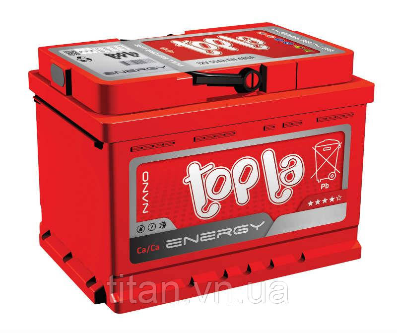Topla Energy 60Ah/12V  (правый +) _низький