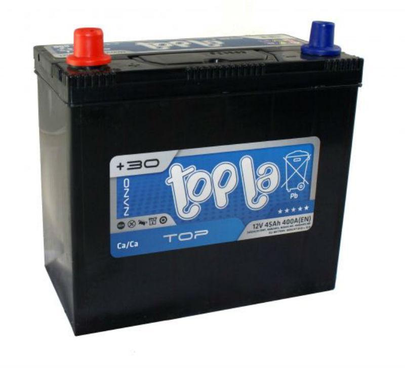 Topla Top/Energy Japan 45 Ah/12V  (левый +)  min