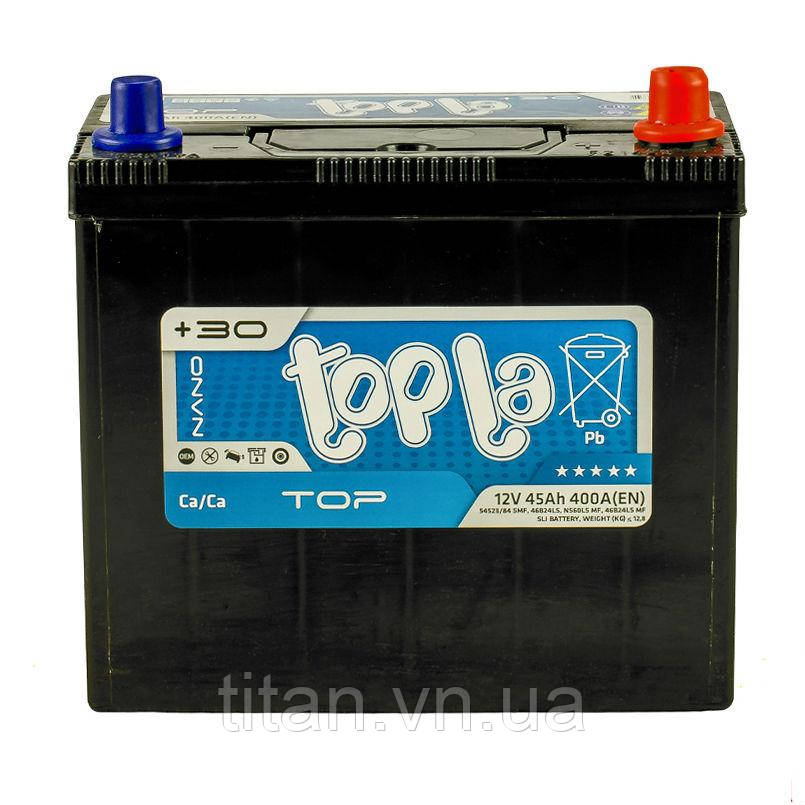 Topla Top/Energy Japan 45 Ah/12V (правый +)  min