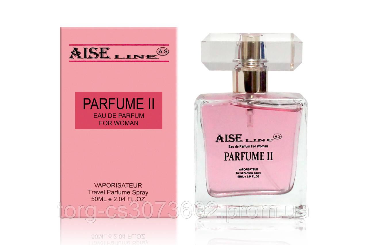 "Парфумований спрей Aise Line ""Parfum II"" (аналог Gucci de parfume II), 50 мл"