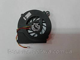 Вентилятор ноутбука HP Pavilion dv6-3000, dv7-4000 XRBIJIBENFAN 0.28-0.50 A 5V 3pin