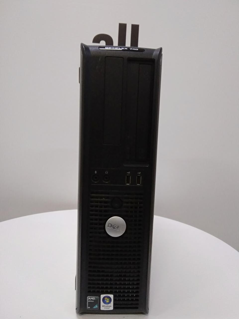 Системний блок OptiPlex 740 AMD Athlon X2 4450B 2,3GHz Комп'ютер