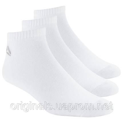 Носки Reebok мужские 3 пары Active Core No Show Socks Three Pack DU2991, фото 2