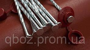 Гвозди и колпачки к кровельному покрытию Керамопласт, фото 2