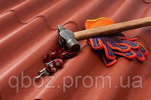 Гвозди и колпачки к кровельному покрытию Керамопласт, фото 3
