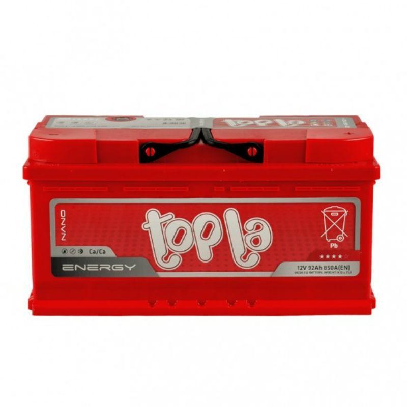 Topla Energy 92Ah/12V  (правый +) низкий