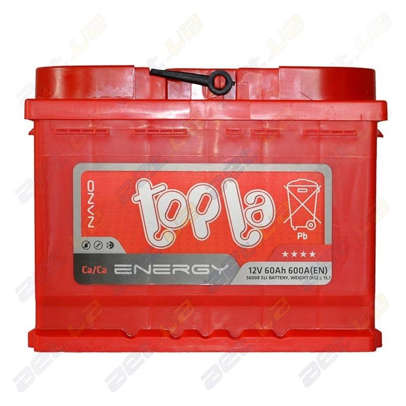 Topla Energy 60Ah/12V  (правый +)