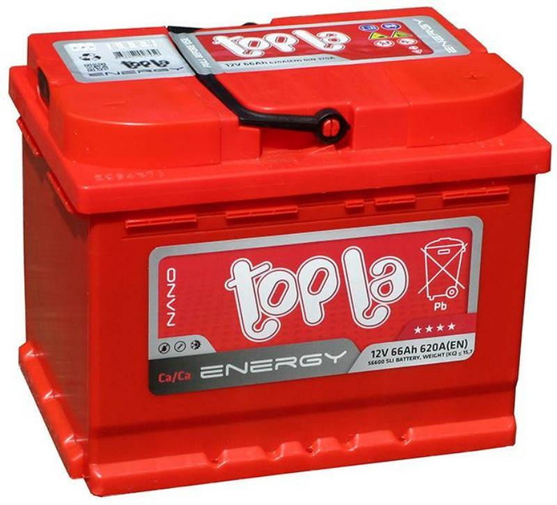 Topla Energy 66Ah/12V  (правый +)