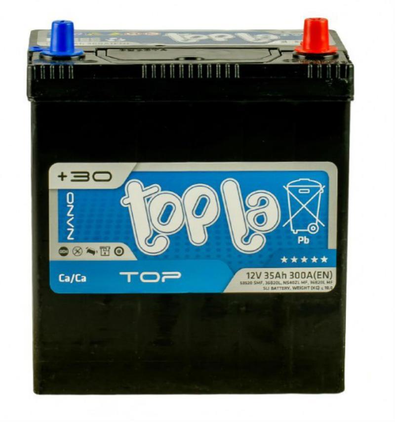 Topla Energy Japan 35Ah/12V  (правый +) 53520
