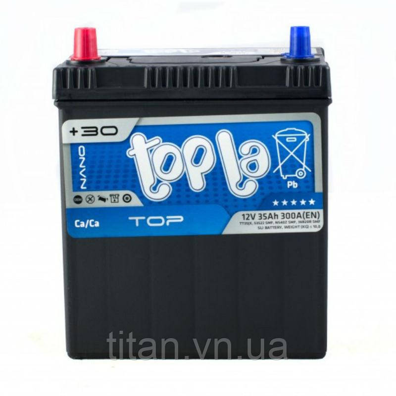 Topla Energy Japan 35Ah/12V (левый +) 53522