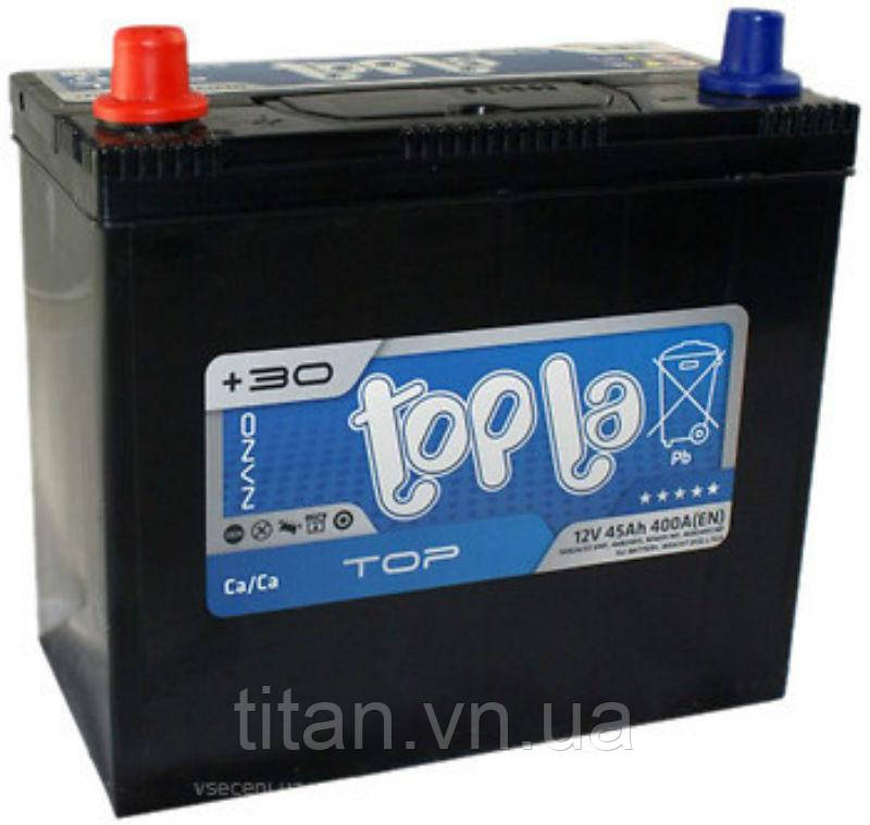Topla Top/Energy Japan 45Ah/12V  (левый +) 54524
