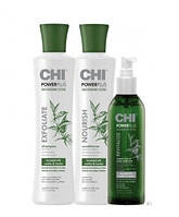 Набор для укрепления и роста волос CHI Power Plus