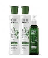 Набір для зміцнення і зростання волосся CHI Power Plus