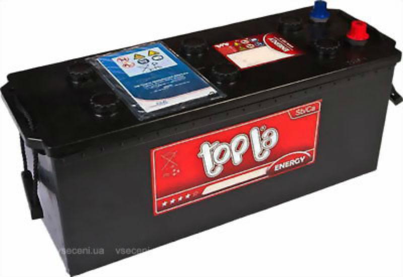Topla Energy Truck  143Ah/12V