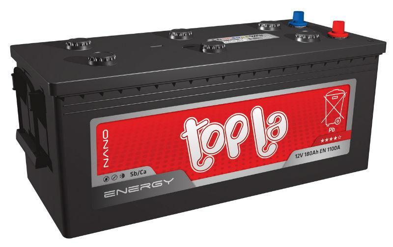 Topla Energy Truck  180Ah/12V