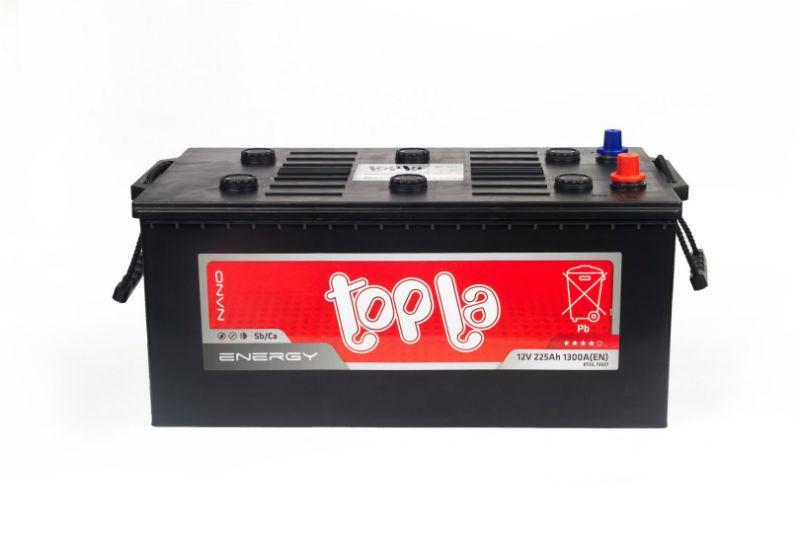 Topla Top Truck  225Ah/12V